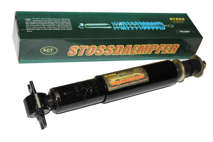 Амортизатор подвески  2410  передний  (пр-во SCT)