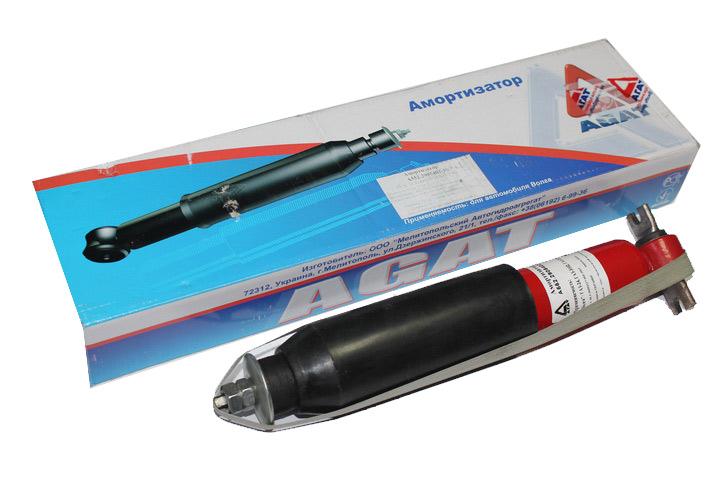 Амортизатор подвески  2410  передний  газовый  (пр-во АГАТ)