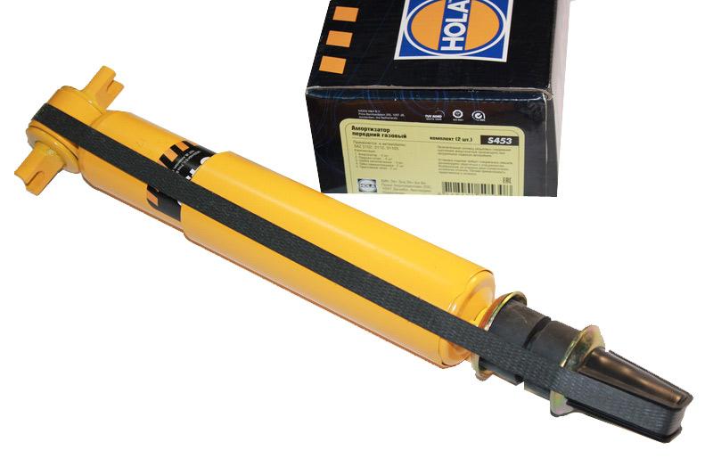 Амортизатор подвески  2410  передний  газовый  (пр-во HOLA)