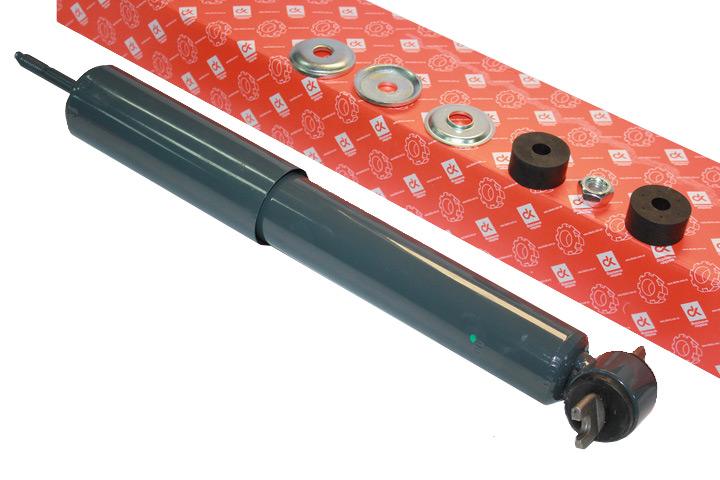 Амортизатор подвески  2410  передний  газовый  (пр-во ДК)